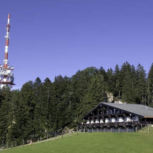 Ab heute ist das Berghaus Pfänder wieder geöffnet - Mahlzeit, Zum Wohl und Willkommen zurück! 💓 #pfänderbahn...