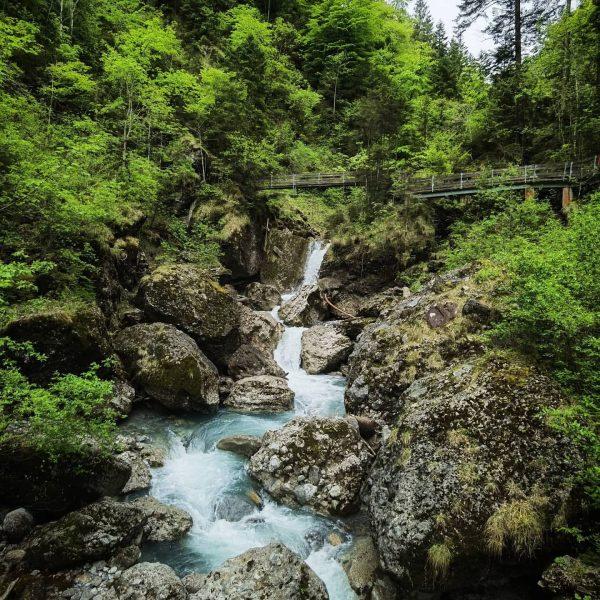 #bürs #bürserschlucht #vorarlberg #waterfall #austria #alps