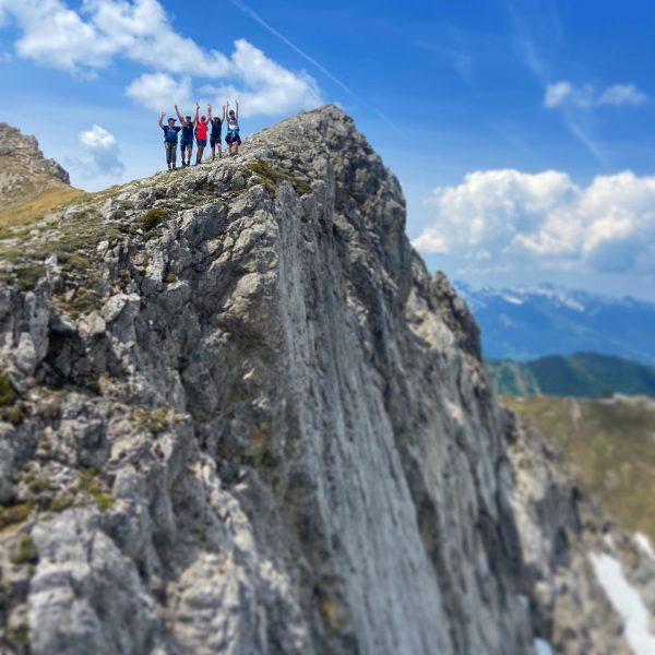 Gemeinsam mit dem Ausbildungsteam des Vorarlberger Bergführerverbands durfte ich zuletzt die Teilnehmer am ...