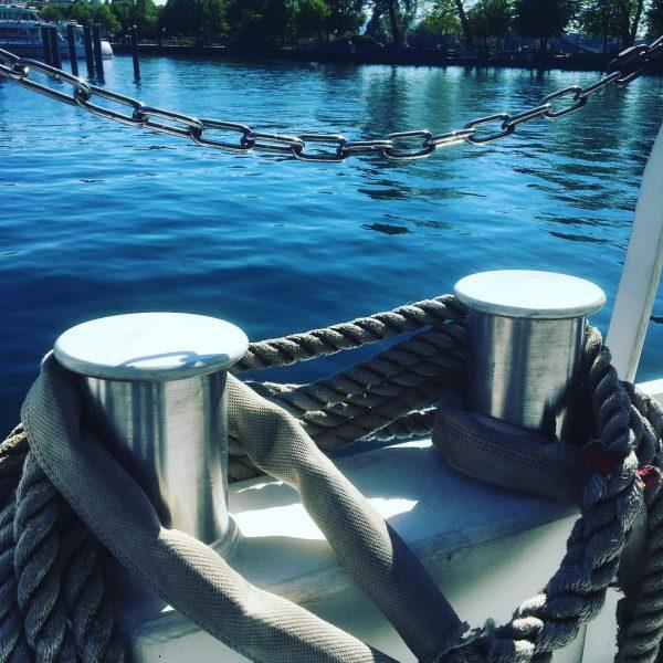 Lust auf Schiff? Bis 06.06. täglich Rundfahrt Bregenzer Bucht mehrmals täglich! Am Do ...