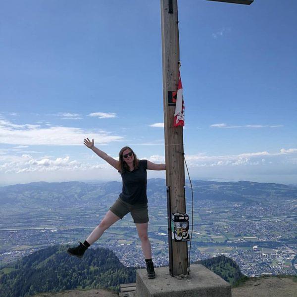 Up up we go! #ländle #Vorarlberg #Austria #Österreich #alpen #alps #mountains #berge #wanderlust ...