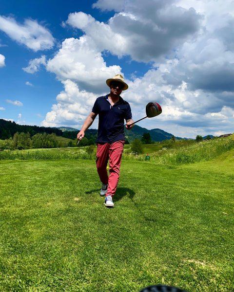 Golf ist wie eine Liebesaffäre. Nimmt man sie nicht ernst, macht es keinen ...