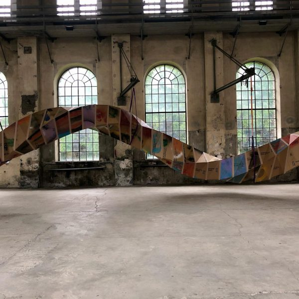 Kunstraum Dornbirn - Peter Sandbichler «Unpredictable» #petersandbichler #kunstraumdornbirn #sculpture #vorarlberg #recycling 7th May ...