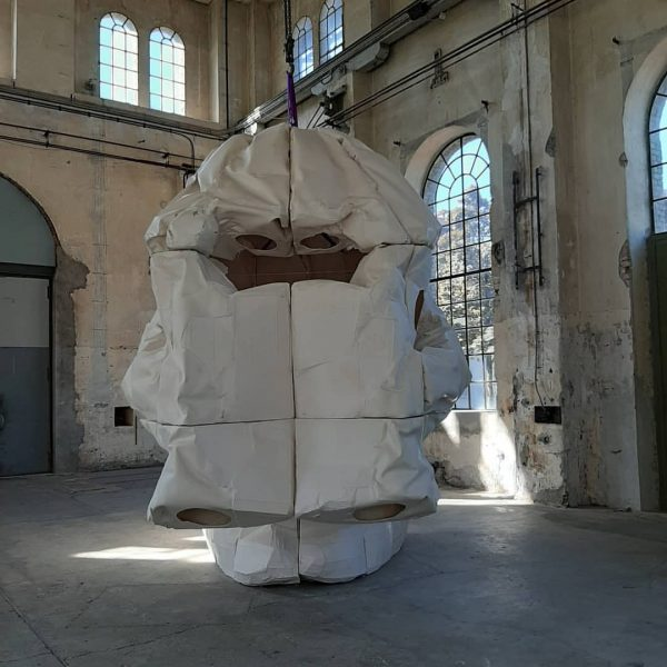 Peter Sandbichler SKULL #6 #kunstraumdornbirn #petersandbichler #dornbirn Kunstraum Dornbirn