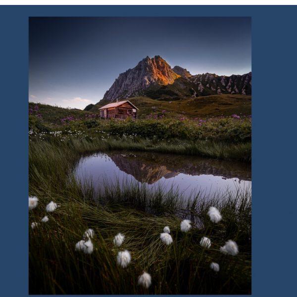Berge spüren, die Luft inhalieren - und die Natur einfach wirken lassen 💛 ...