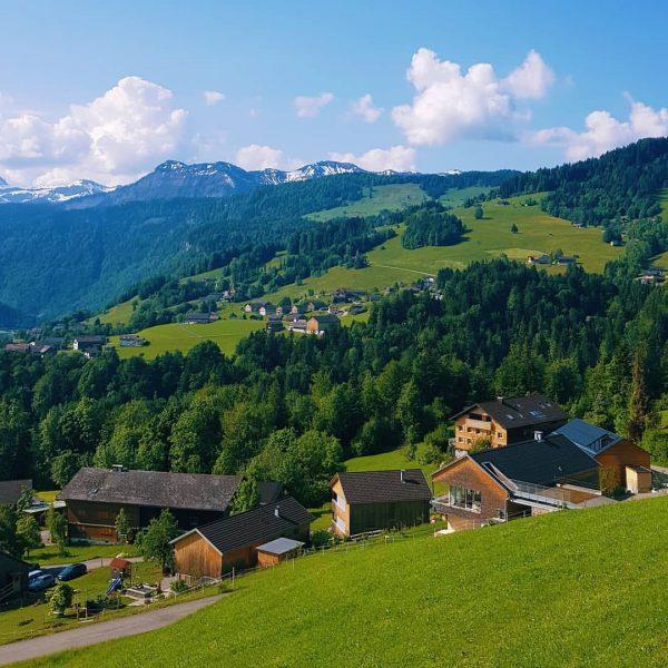 Habt ihr auch schon die Weitsicht vom Enethalb (Weiler Brittenberg und rundum) genossen? ...