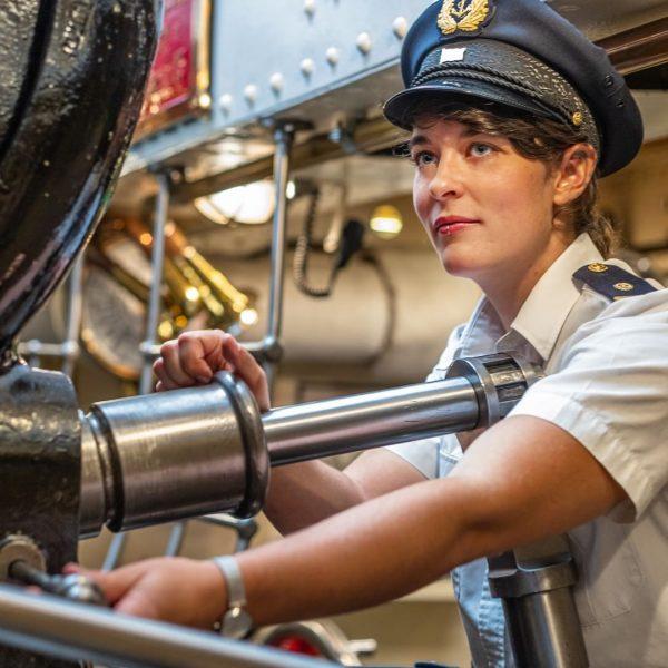 Herzliche Gratulation an unsere neue Dampfmaschinenwärterin Cornelia Simma! Unsere Conny hat die uneingeschränkte ...