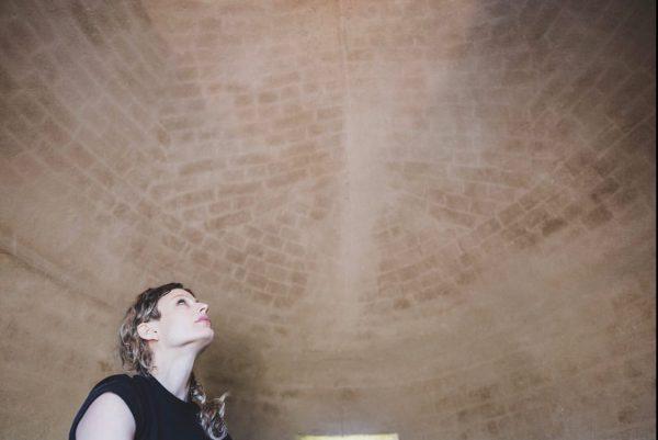 Vom Sterben und Werden Aufnahmen mit der Tänzerin Natalie Fend zum Kurzfilm über ...