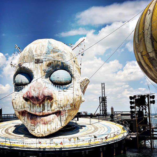 Rigoletto // #rigoletto #guiseppeverdi #oper #seebuehne #bodensee #bregenz #bodenseeregion #kultur #musik #buehnenbild #buehne #lakeconstance #stage #opera #guiseppeverdi...