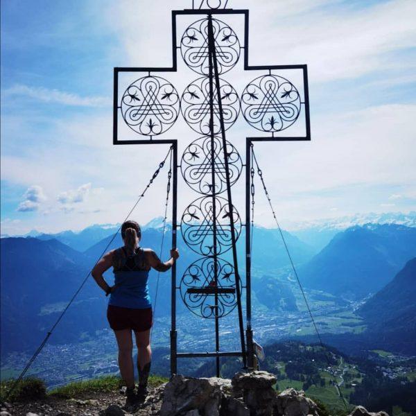 In den Bergen erfahren wir jene beruhigende Einheit, die dann besteht, wenn alle ...