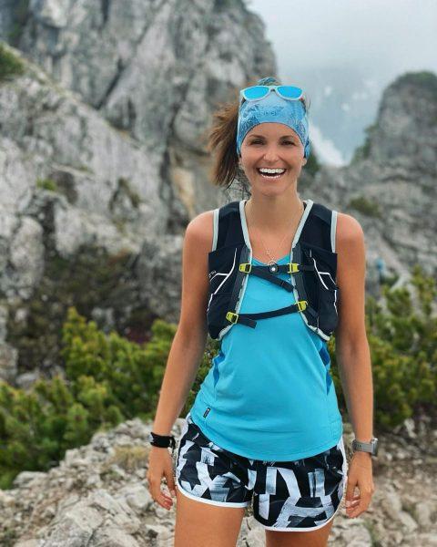 Running up and down Mondspitze and Schillerkopf today was fun! 🏃🏻♀️⛰ #happygirl #runninggirl ...