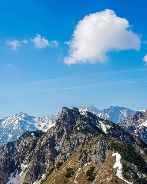 From the Mondspitze to the Schillerkopf 🇦🇹 Tour description: Start and end at ...