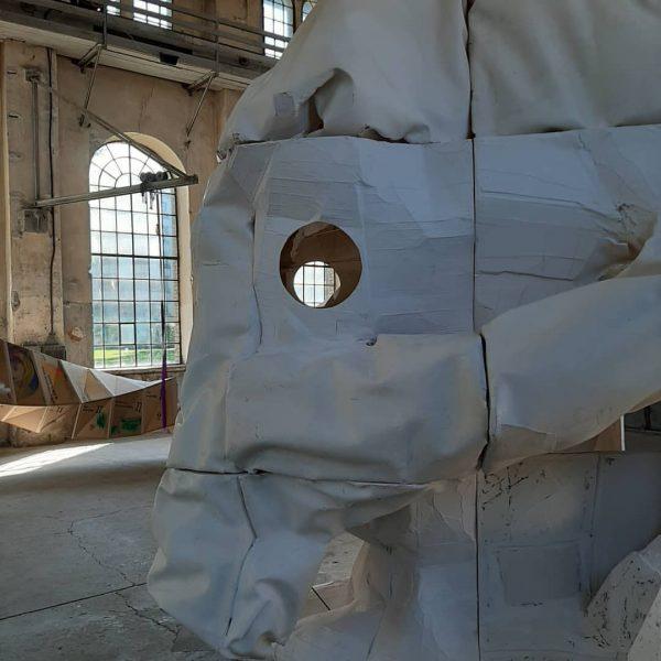 UNPREDICTABLE aber sicher Durchblick und kühle Temperaturen im Kunstraum Dornbirn #petersandbichler #kunstraumdornbirn #dornbirn ...