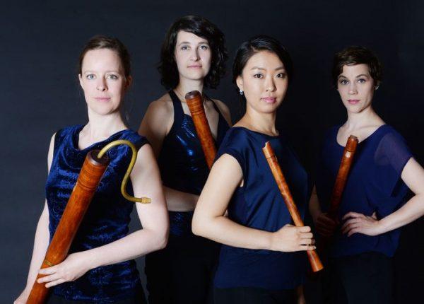 🗓Vorarlberger Blockflötenfest in Feldkirch 17.-19. Juni. 🌬Luftiges Programm Frühlingswinde, Wolkenformen, Vogelklänge und Naturmelodien: Konzert des Boreas Quartett...