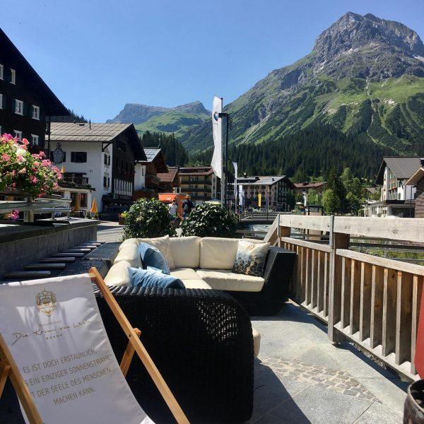 💚 Ab 25.06.2021 geöffnet 🧡 #backinbusiness #lech #lechzuers #reopening #sommerindenbergen #mountainlove #arlberg #bergliebe ...