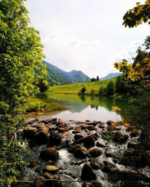 Lecknersee Bregenzerwald #bregenzerwald #bregenzerwald_fan #wandern #wanderung #Lecknertal #Lecknersee #austria #vorarlberg #visitbregenzerwald #visitvorarlberg #qualitytime ...