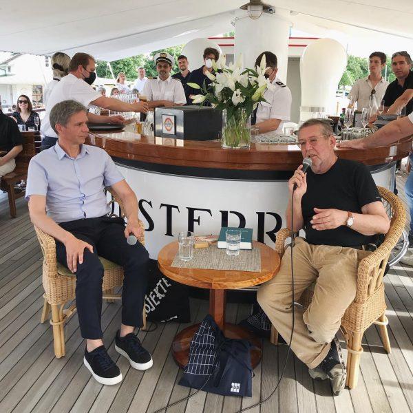 KUB on Board Part II: Talk with Gottfried Bechtold on Board of MS ...