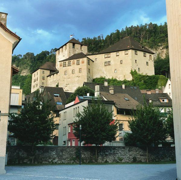 #schattenburg #castle #feldkirch #vorarlberg #österreich #austria #weloveaustria #travel Feldkirch, Vorarlberg