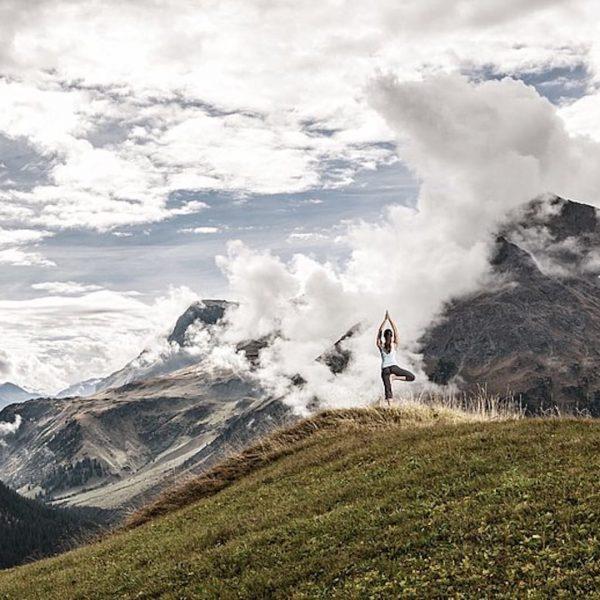 Totale Entspanntheit und Ruhe in sich selbst finden und im ganz eigenen Tempo ...