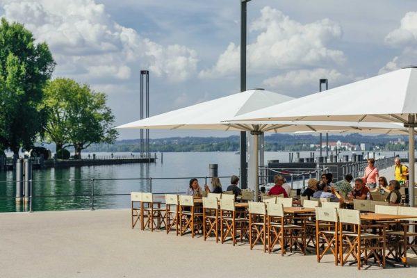 Am sonnigsten Platz am Bodensee arbeiten ist dein Traum? Dann bewirb dich jetzt ...