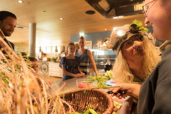 Berdwinda Brand wünscht allen einen schönen Sonntag #valavier #valavierhotel #valavier_aktivresort #daslebenistbunt #kräuterküche #foodlover ...
