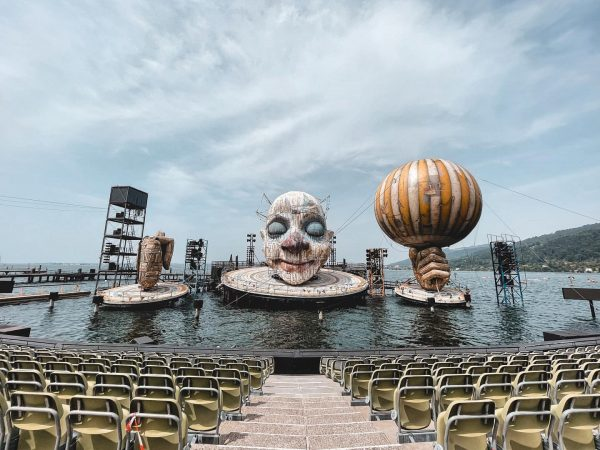 Rigoletto - Bregenz - fantastico l l l l #rigoletto #bregenz #seebühne #seebühnebregenz Festspielhaus Seebühne Bregenz