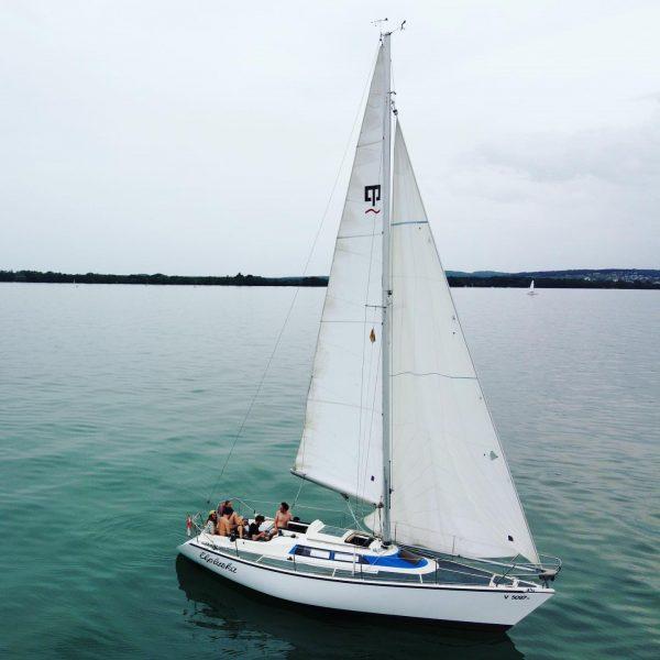 Mini Urlaub #segeln #yacht #bodensee #yachtclubhard #qualitytime #friends Bodensee