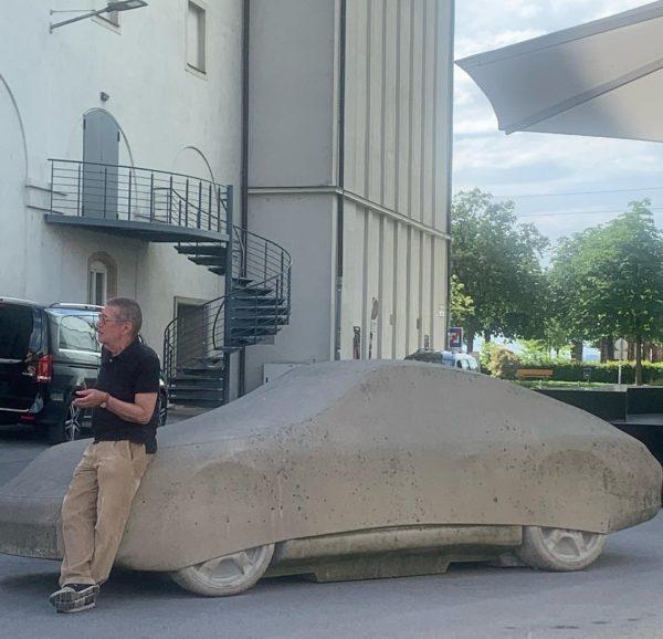 #gottfriedbechtold #betonporsche Kunsthaus Bregenz