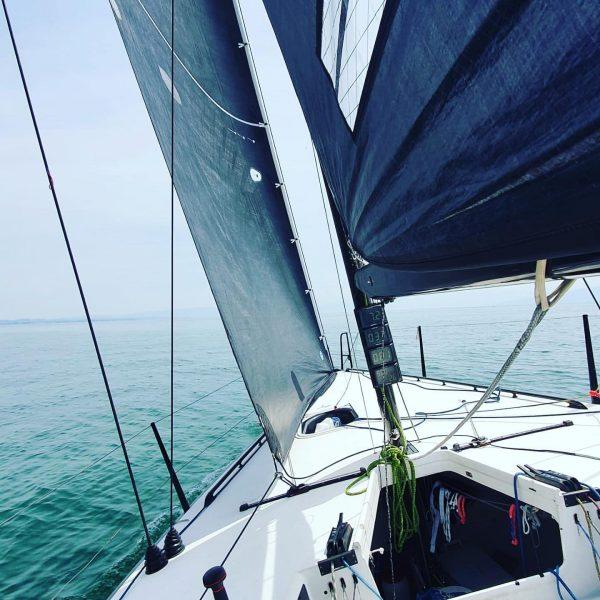 Zweihand Regatta Bodensee. Zweiter Platz 🥈 ORC 1!🥳💪🏼 . . . #secondplace #regatta ...