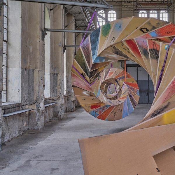 Im @kunstraumdornbirn kann noch bis 15. August die Ausstellung 'UNPREDICTABLE' von Peter Sandbichler ...
