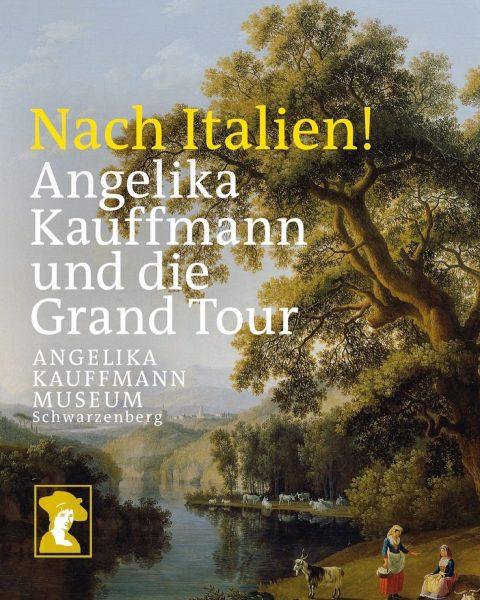 Das neue Magazin zur aktuellen Ausstellung ist da! ⏩ Nach Italien! Angelika Kauffmann ...