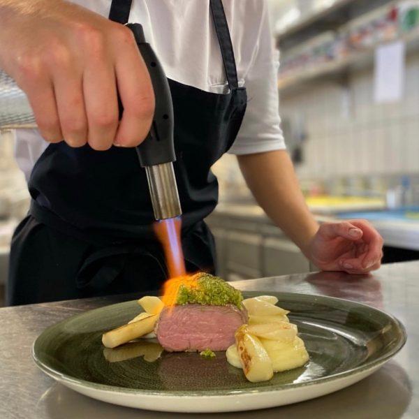 Unser #küchenteam hat wieder ein tolles Menü gezaubert 🥰 • • • • ...