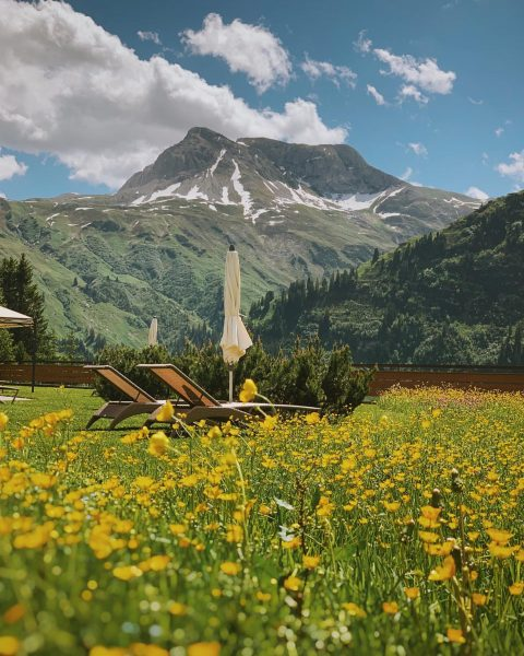 Uninterrupted mountain views and endless hours of sunshine to fill these long summer ...
