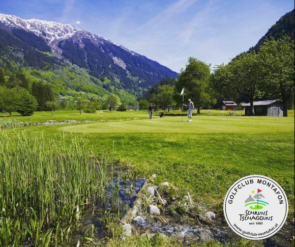 Ob Berge, Wasser oder Sand - bei uns im Golfclub Montafon findet ihr ...