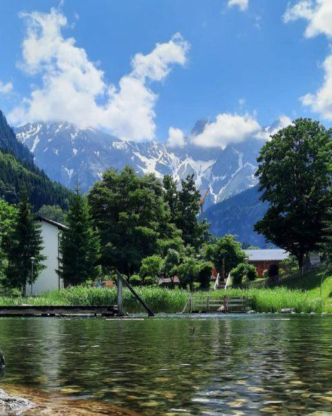 Sommer, Sonne, Sonnenschein 🌞 Der perfekte Tag für einen Sprung ins erfrischende Bergquellwasser ...