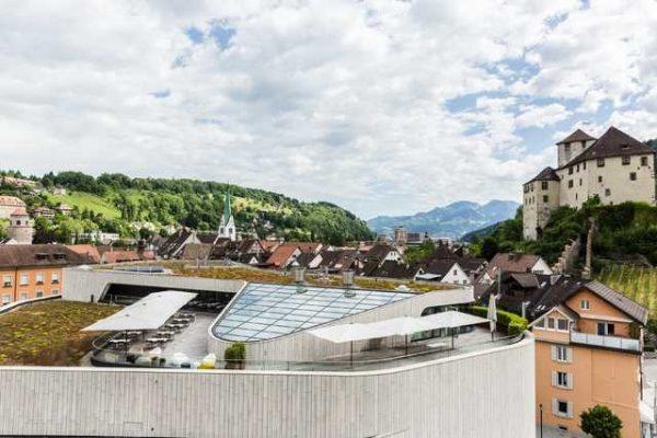 Unsere Dachterrasse: die perfekte Location für den Ausklang! 🍾 #dachterrasse #luonge #tapas #aperitivo ...