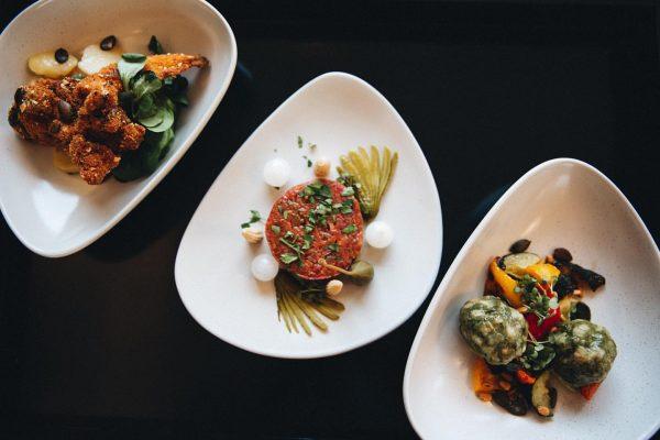 Unsere Lieblingstapas 😍 Restaurant E3 im Montforthaus