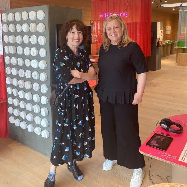 Heute ist Monika Helfer zu Gast bei uns im Frauenmuseum Hittisau. Gemeinsam mit ...
