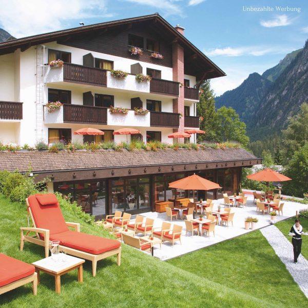 (Unbezahlte Werbung) In diesem 4 Sterne Familienhotel @fam_hotels habe ich schon so viele ...