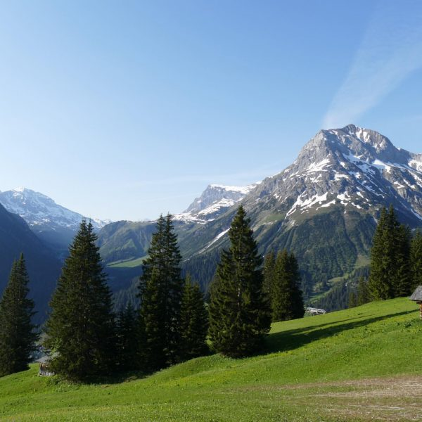 Early morning hike in Lech #lech #hotelarlberglech Lech, Vorarlberg, Austria