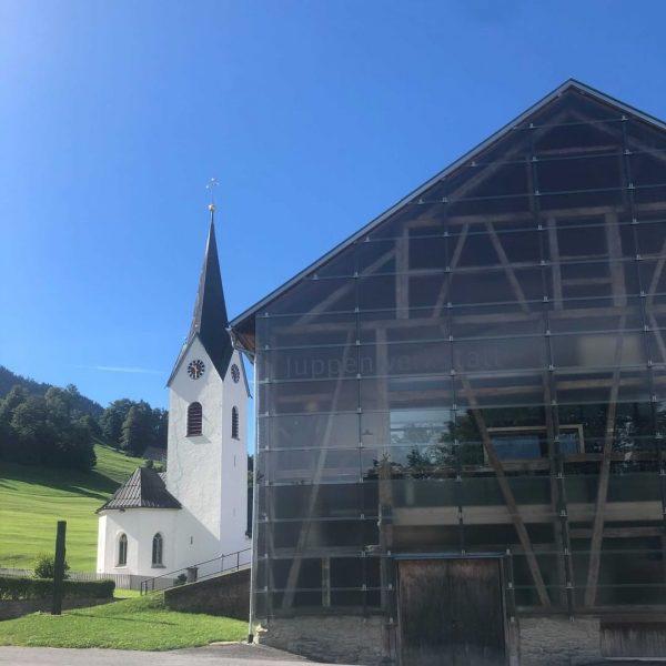 Wie wäre es am Wochenende mit etwas Kultur im Bregenzerwald? Unsere Museen bieten ...