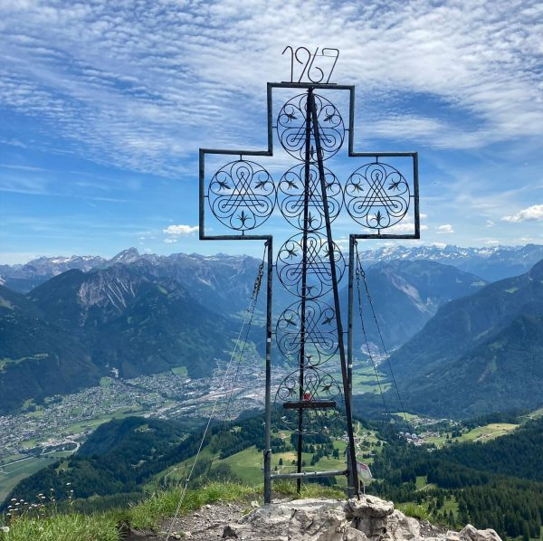 #hikeandbike #mondspitze #brandnertal #alpeparpfienz #alpkäse #venividivorarlberg #biketours