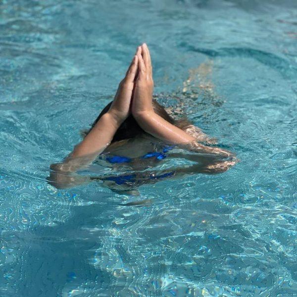 Haifischalarm im @valblu_bludenz - ab ins #sommerwochenende #fürbludenz #sommer #sonne #sonnenschein #badespaß #schwimmbad ...