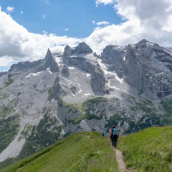 Ready for a summer in the mountains? ⛰ #myvorarlberg #visitvorarlberg #meinmontafon #golmerhöhenweg #hiking ...