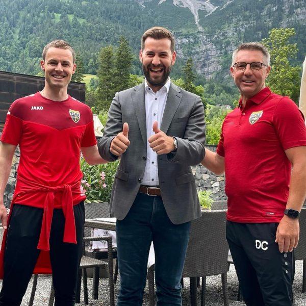 …herzlich willkommen in der Alpenstadt #bludenz Bei der heutigen Auftakt-Pressekonferenz im @hoteltraubebraz durfte ...