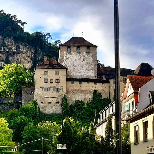 Schattenburg in Feldkirch - Voradelberg:) Schattenburg is a castle in Feldkirch :) ~~~~~~~~🏰~~~~~~~~~~~~~~~ ...