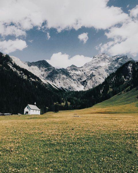 Déjà-vu #favoritplace #Ländle #nenzingerhimmel📍 Foto(c) marienna . . Dieser Ort. Closer to heaven. ...