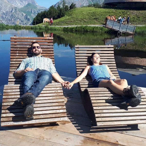 Entspannen und genießen. Im sagenhaften Bärenland 🐻am Sonnenkopf 🌞⛰🚡 findet ihr alle Voraussetzungen ...
