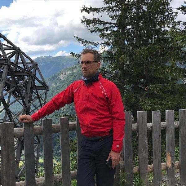 #hansschabus #montafon #gaschurn #cycling