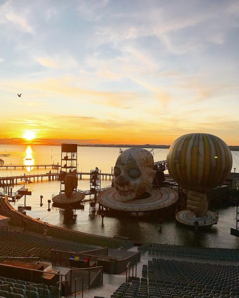 Immensely happy that this year the opera is taking place on Lake Constance. It is a recommended...